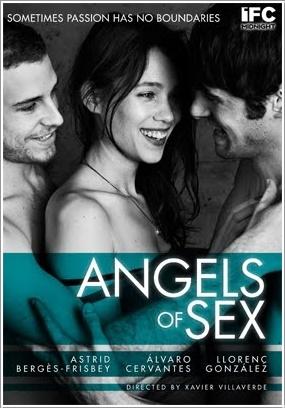 バルセロナ天使のセックス