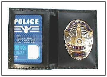ブレードランナー警察バッジ