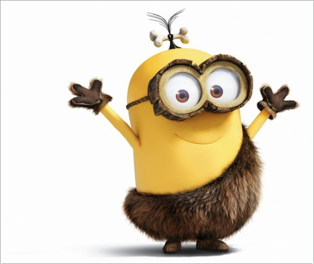ミニオンはバナナから生まれた?ゴーグルをしているのはなぜ?