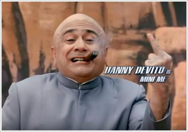 ダニー・デーヴィット