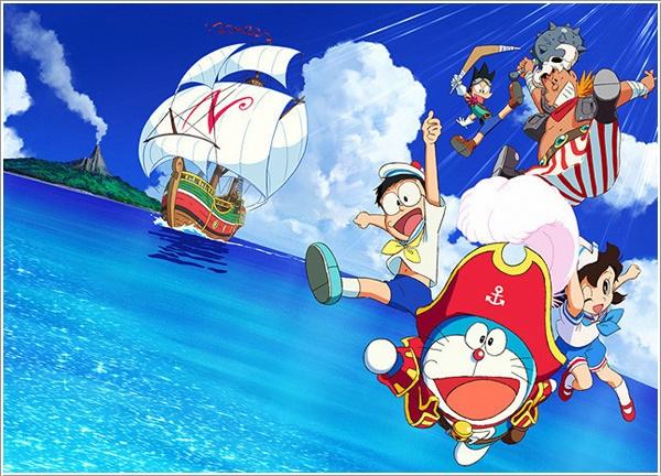 ドラえもんのび太の宝島で海賊シルバーが財宝・ 宝物を集めていたのはなぜ?