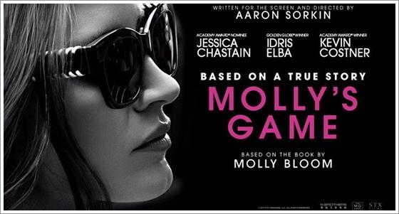映画モリーズゲームは実話でノンフィクション? 原作と実在のモデルを紹介!