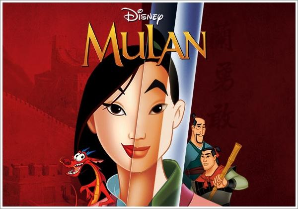 ムーラン実写版のキャストと日本公開日は?主演女優が美しすぎる!