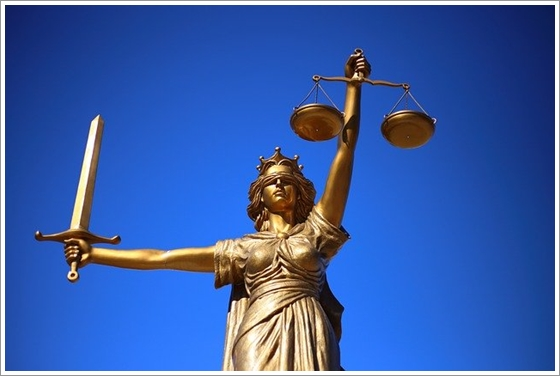 正義の女神
